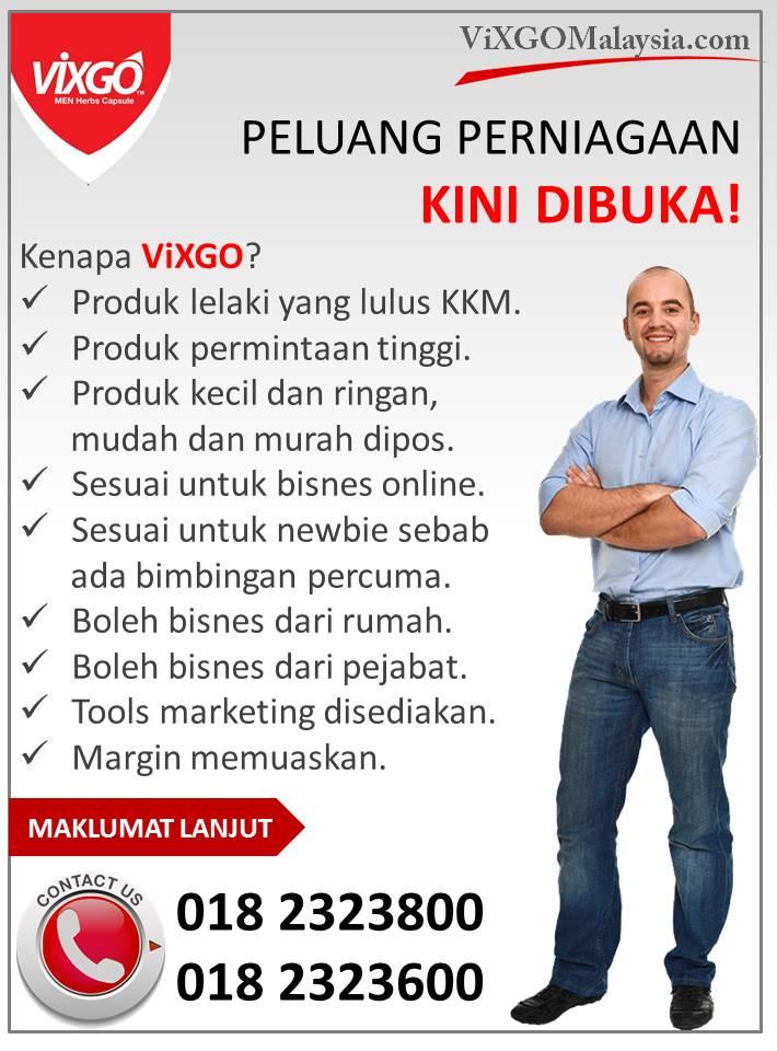 vixgo-jadi agen vixgo-pendaftaran agen-peluang perniagaan-bisnes dari rumah-kenapa vixgo-cara daftar agen vixgo