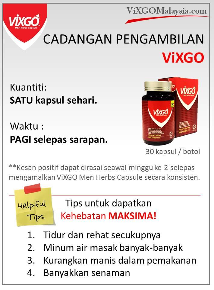 vixgo-murah-cara makan vixgo-promosi-pakcik power-tips kesihatan lelaki-reveals global